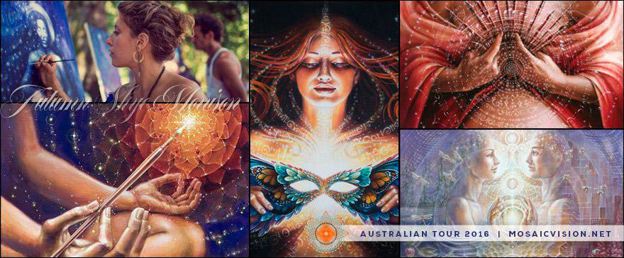 Autumn Skye Visionary Artist | Australian Tour 2016
